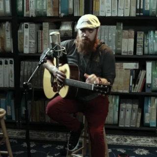 Marc Broussard at Paste Studios on Nov 29, 2016