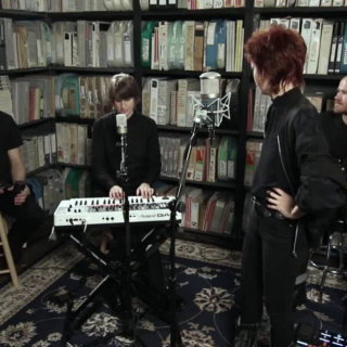 The Jezabels at Paste Studios on Dec 1, 2016