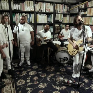 Ex Reyes at Paste Studios on Dec 5, 2016