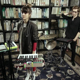 Noga Erez at Paste Studios on Dec 6, 2016