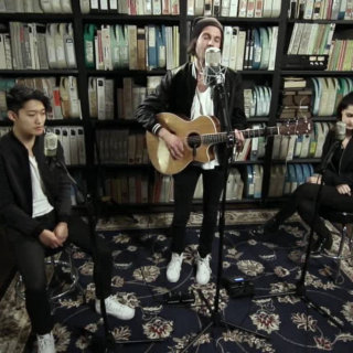 Handsome Ghost at Paste Studios on Dec 8, 2016