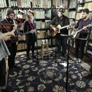 The Oh Hellos at Paste Studios on Dec 15, 2016