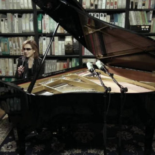 Yoshiki at Paste Studios on Jan 10, 2017