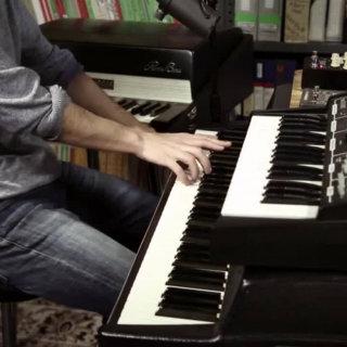 Leif Vollebekk at Paste Studios on Jan 12, 2017