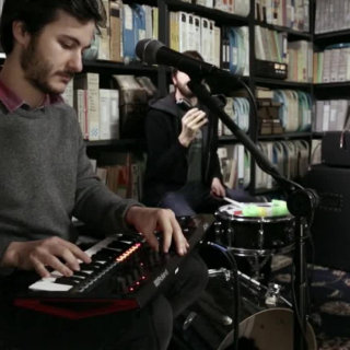 SUSTO at Paste Studios on Jan 23, 2017