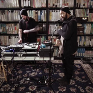 P.O.S at Paste Studios on Feb 7, 2017