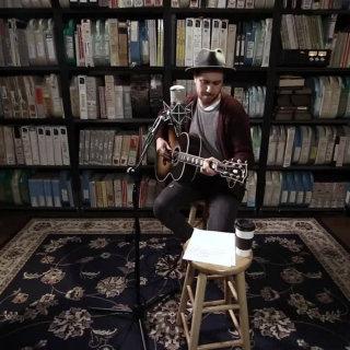 Bobby Long at Paste Studios on Feb 13, 2017