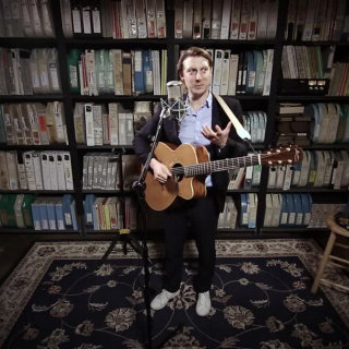 Eric Hutchinson at Paste Studios on Feb 24, 2017