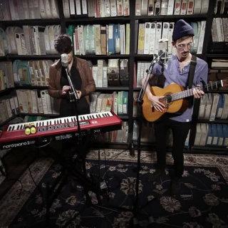 Lowland Hum at Paste Studios on Feb 28, 2017