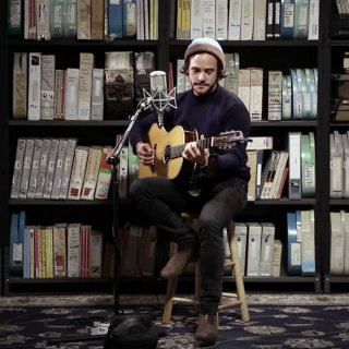 Jack Savoretti at Paste Studios on Mar 6, 2017