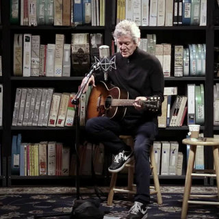 Rodney Crowell at Paste Studios on Mar 6, 2017