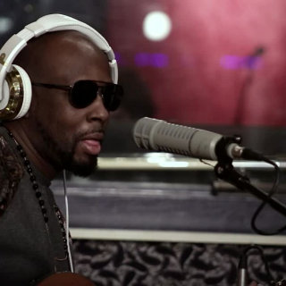 Wyclef Jean at Same Sky Productions on Mar 15, 2017