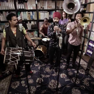Red Baraat at Paste Studios on Mar 21, 2017