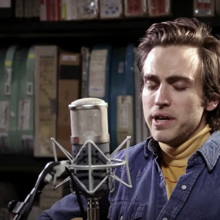 Andrew Combs at Paste Studios on Mar 22, 2017