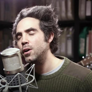 Patrick Watson at Paste Studios on Mar 23, 2017