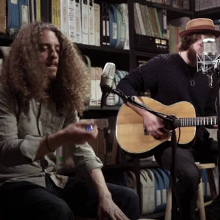 Sam Burchfield at Paste Studios on Mar 24, 2017