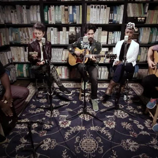 Pimps of Joytime at Paste Studios on Mar 30, 2017