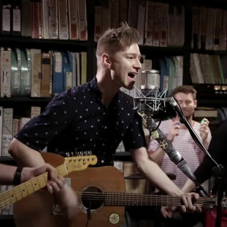 Skinny Lister at Paste Studios on Apr 3, 2017