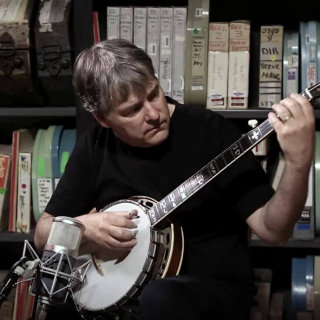 Bela Fleck at Paste Studios on Apr 5, 2017
