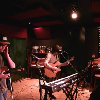 Oceans Are Zeroes at Tonic Room on Mar 22, 2017