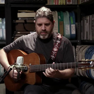 Stephane Wrembel at Paste Studios on Apr 13, 2017