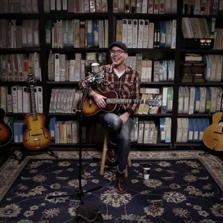 Justin Townes Earle at Paste Studios on Apr 18, 2017