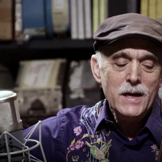 Jim Kweskin at Paste Studios on Apr 19, 2017