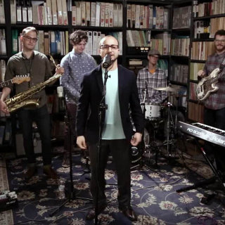 Bassel & the Supernaturals at Paste Studios on Apr 20, 2017