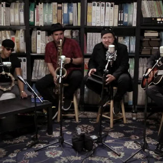 Ozomatli at Paste Studios on Apr 21, 2017