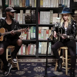 ZZ Ward at Paste Studios on Apr 21, 2017