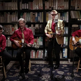 Me First and the Gimme Gimmes at Paste Studios on Apr 24, 2017