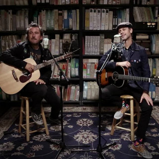 Bouncing Souls at Paste Studios on Apr 25, 2017