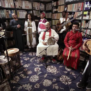 The Nile Project at Paste Studios on Apr 28, 2017