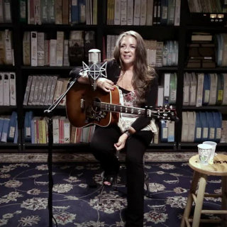 Carlene Carter at Paste Studios on May 2, 2017