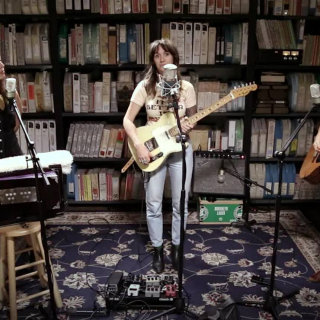 The Wild Reeds at Paste Studios on May 3, 2017
