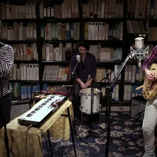 Tall Heights at Paste Studios on May 11, 2017