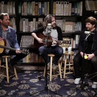 Minus the Bear at Paste Studios on May 11, 2017