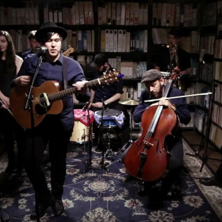 The Family Crest at Paste Studios on May 12, 2017