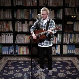 Lewis Watson at Paste Studios on May 15, 2017