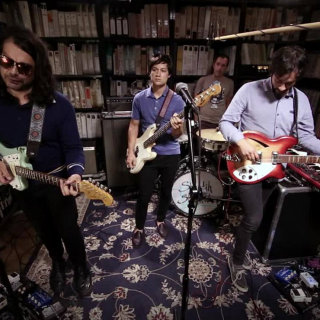 Gringo Star at Paste Studios on May 19, 2017