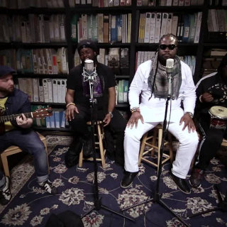 Morgan Heritage at Paste Studios on May 30, 2017