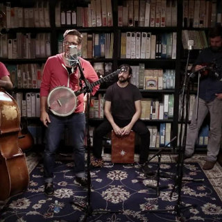The Steel Wheels at Paste Studios on Jun 7, 2017