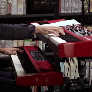 Carla Bruni at Paste Studios on Jun 12, 2017