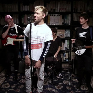 The Drums at Paste Studios on Jun 14, 2017
