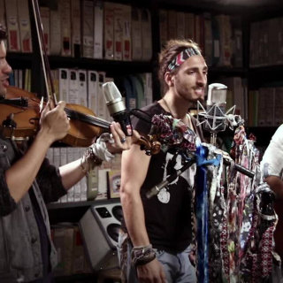 Magic Giant at Paste Studios on Jun 19, 2017