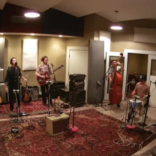 Pokey LaFarge at Daytrotter Studios on Jun 19, 2017