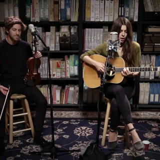 Julie Byrne at Paste Studios on Jun 26, 2017