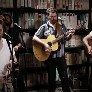 The Deslondes at Paste Studios on Jul 13, 2017