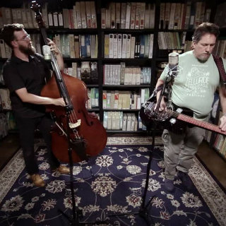 The Jerry Douglas Band at Paste Studios on Jul 13, 2017