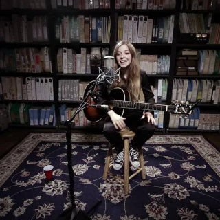 Jade Bird at Paste Studios on Jul 18, 2017